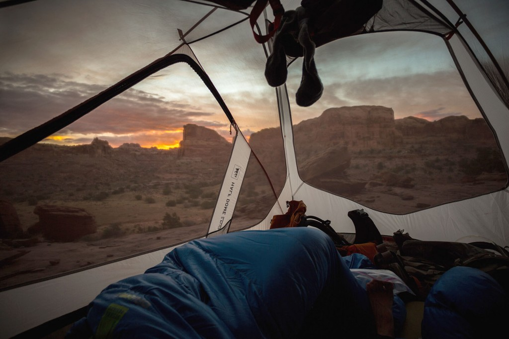 Jeff Carlson - Moab Tent View_CampTrend