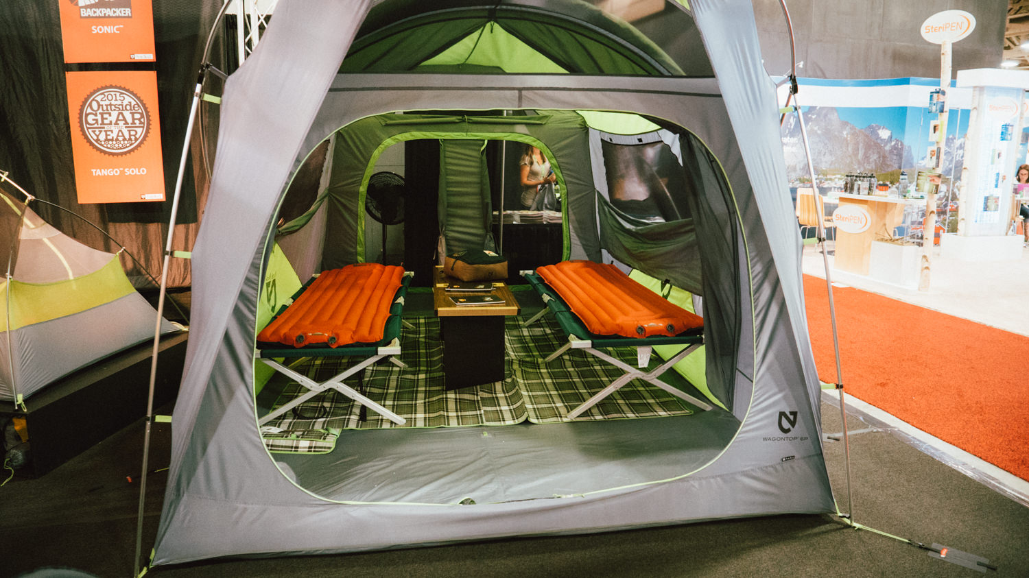Best  Person Tent For Car Camping