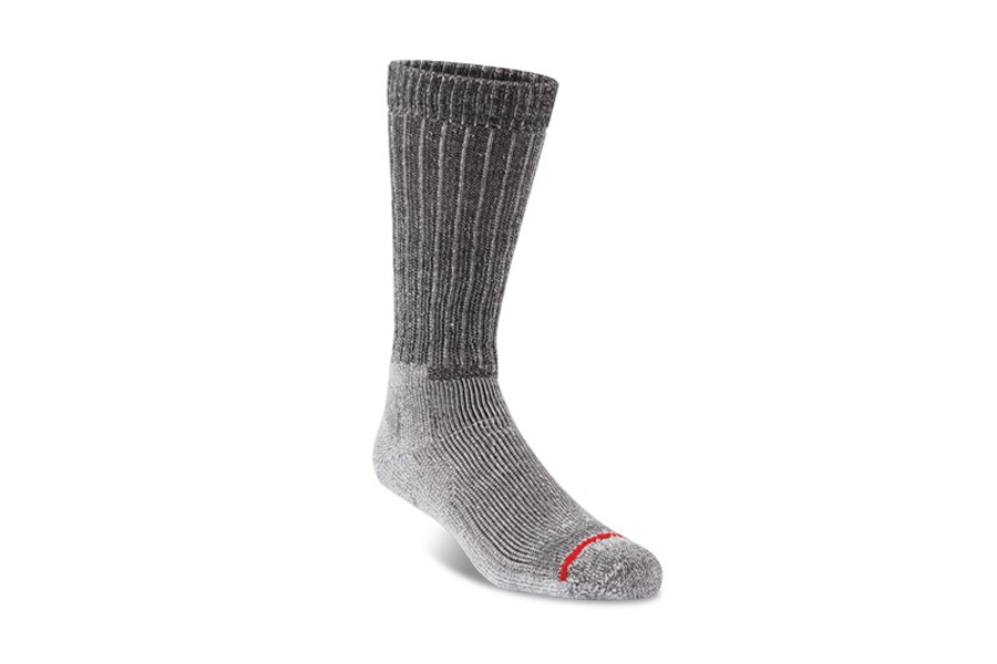 "<strong>Ultra Heavy Expedition</strong> by Fits <p>Getting socks as a gift might be a joke for some people, but not for campers. A pair of good socks goes a long way to ensure your time outdoors is comfortable and warm. These expedition socks are perfect for colder weather. <p> <a href=""http://fitssock.com/products/expedition/expedition-boot.html"">$21 - Buy the Ultra Heavy Expedition by Fits</a>"