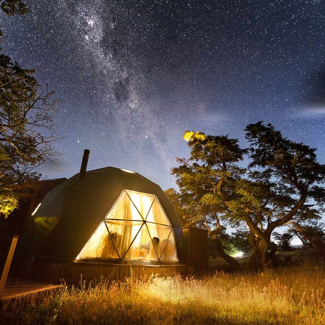EcoCamp Patagonia 2 - CampLuxe - Camp Trend