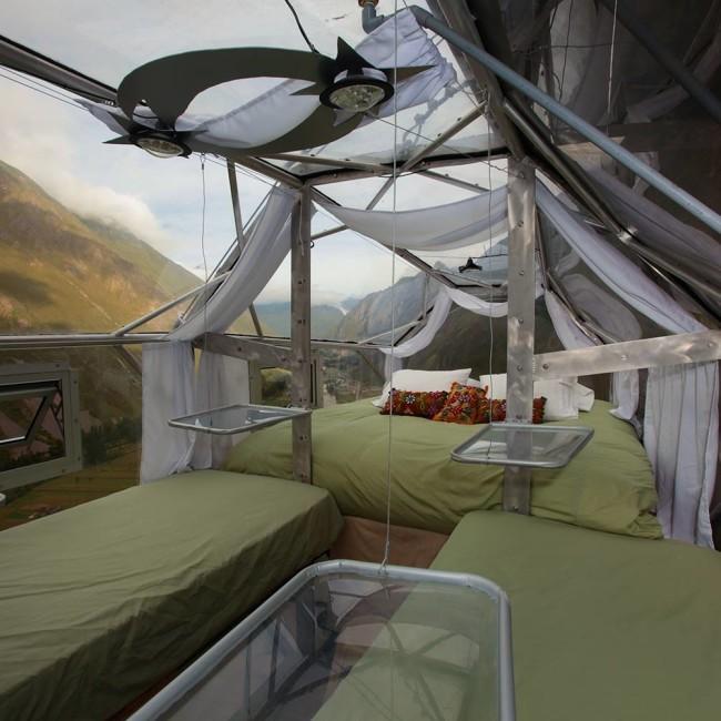 Natura Vive Skylodge 04 - CampTrend - CampLuxe