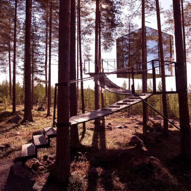 Treehotel 2 - CampLuxe - Camp Trend