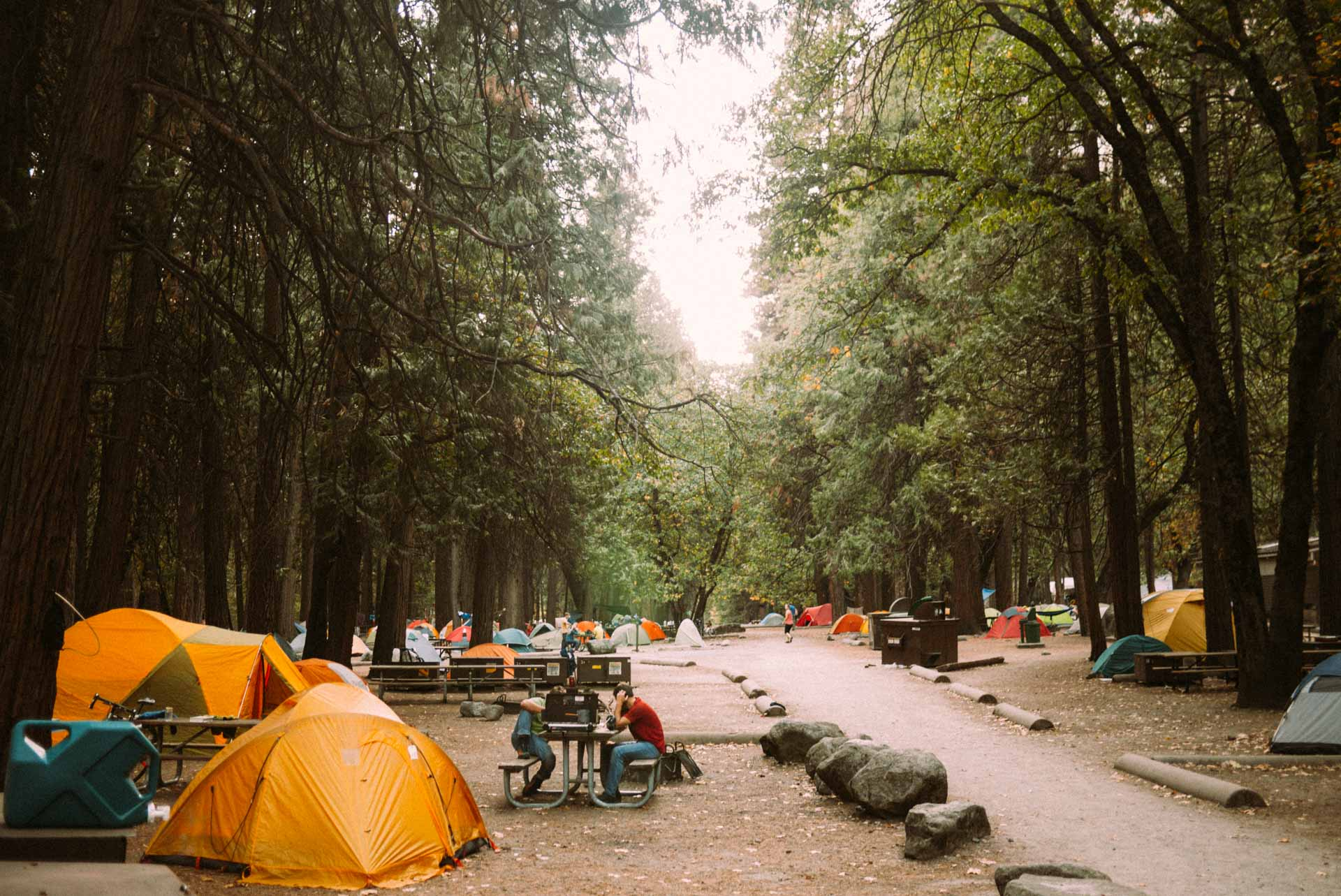 a no-reservations guide to camping in yosemite national park - camp