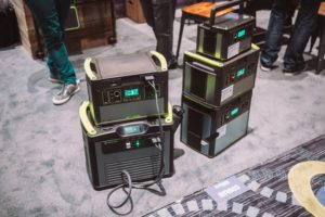 Goal Zero - never thought we'd see a gas generator from them but here it is.