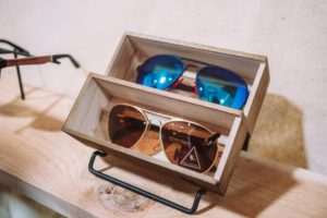 Proof Eyewear - Aviator styles made from aluminum