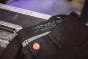 Redew Jeans - closeup of detail
