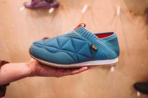 Teva - new 'Ember Moc' has potential to be a great camp shoe