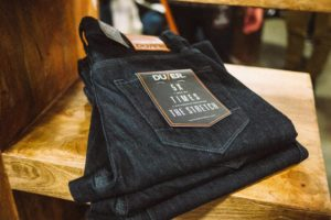 Duer Jeans - another exciting active-denim brand to check out