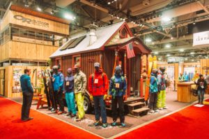 Outdoor Research with their solar-powered tiny house