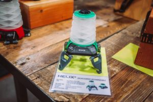 Princeton Tec - USB-rechargeable camp light with a bunch of useful features