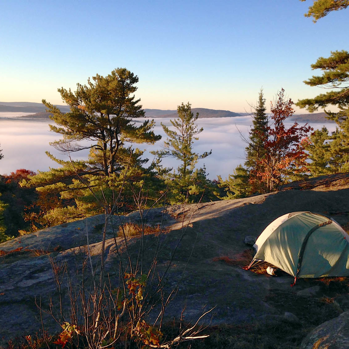 Holly Parker - Sunrise on Bald Mountain_CampTrend