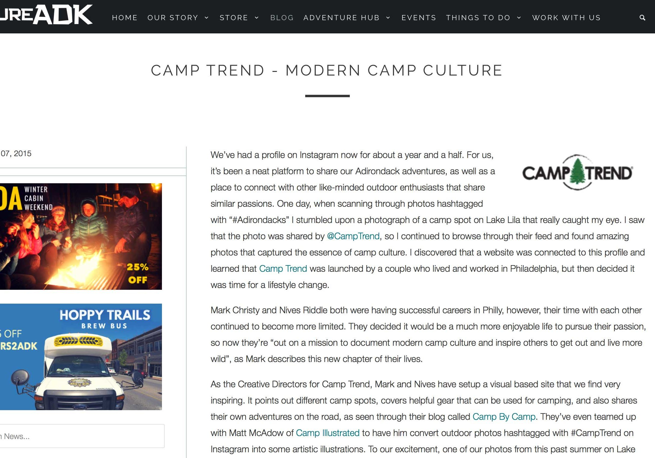 Press---PureADK---Camp-Trend