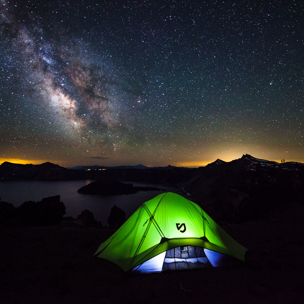 Shane Black - Milky Way at Crater Lake_CampTrend