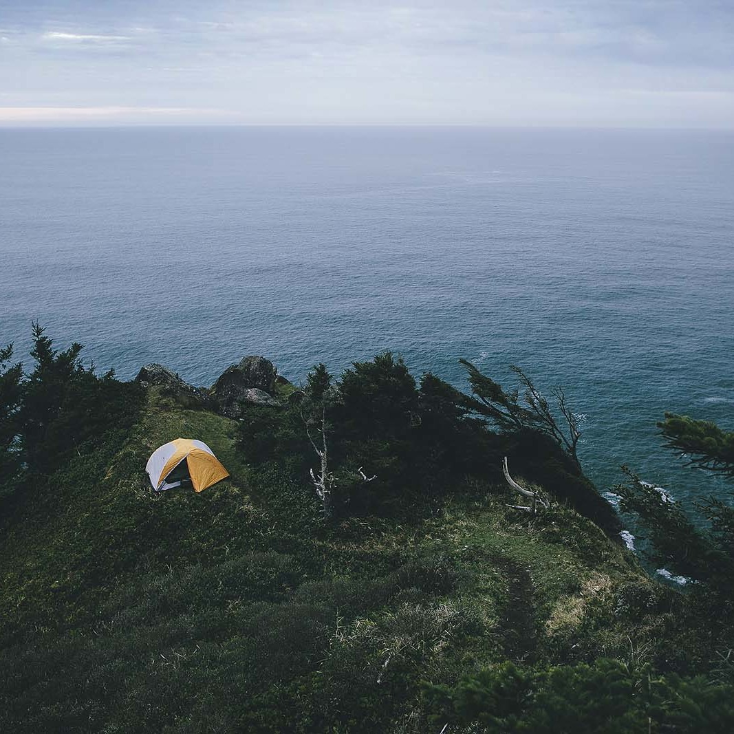 Vic Garcia - Surf Camping the Oregon Coast 1_CampTrend