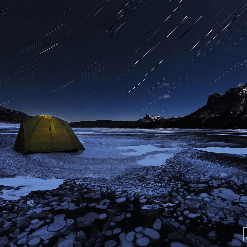 Victor Liu - Camping On Ice_CampTrend